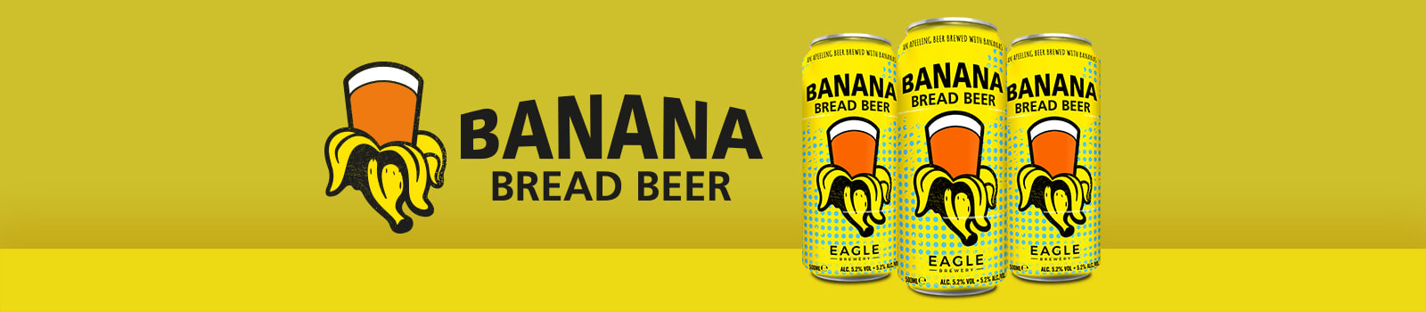 Banana Bread Beer, Marston's, Trajectory Beverage Partners