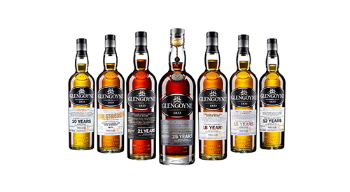 Glengoyne Scotch Whisky, Trajectory Beverage Partners