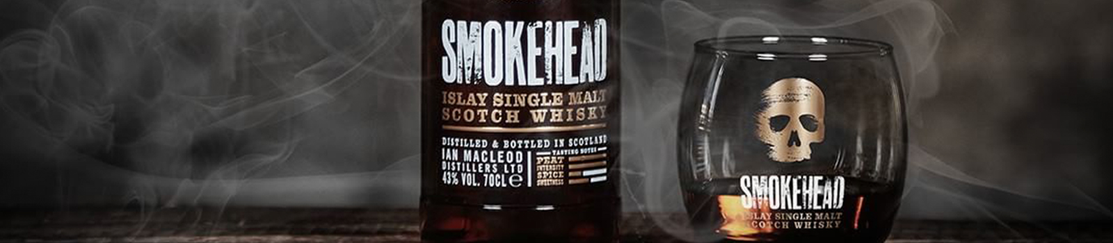 Smokehead Whisky, Ian Macleod, Trajectory Beverage Partners